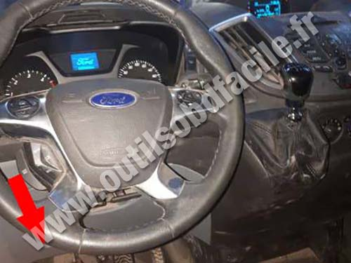 Ford Transit - Dashboard