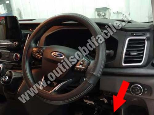 Ford Transit Custom - Dashboard