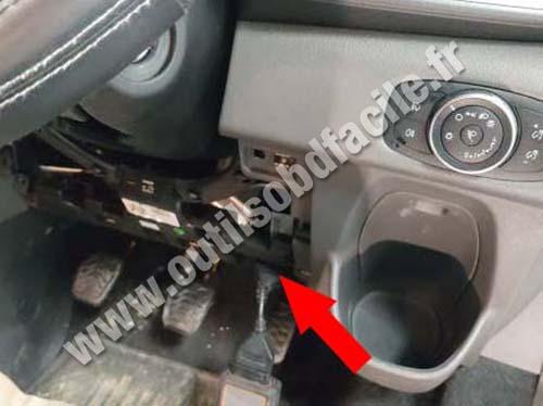Ford Transit Custom - Pedals