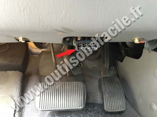 Ford Windstar - Pedals