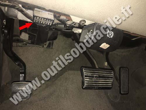 GMC Yukon - Pedals