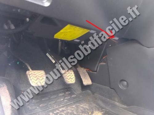 Great Wall Haval H6 pedals