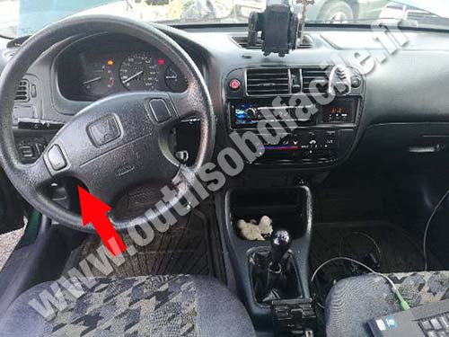 Honda Civic - Dashboard