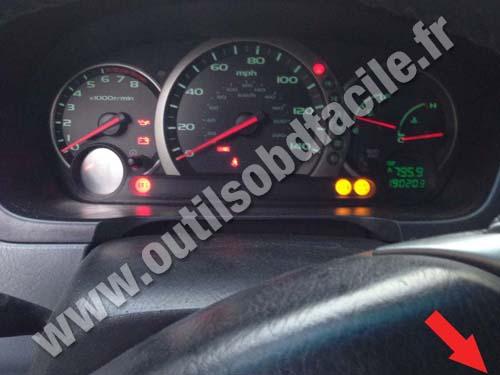 Honda Pilot - Dashboard