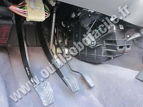 Hyundai Atos gas pedal