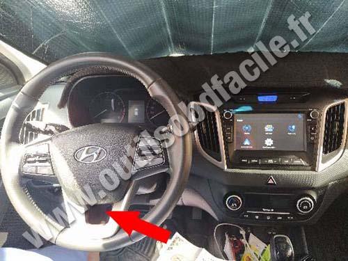 Hyundai Creta - Dashboard