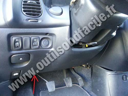 Hyundai Hi Pedal Brake Steering Wheel on 1998 Hyundai Elantra Engine