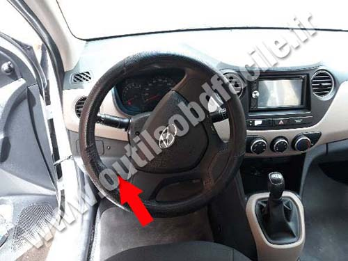 Hyundai i10 - Dashboard
