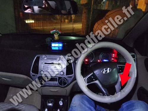 Hyundai I20 - Dashboard