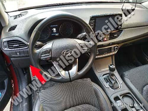 Hyundai i30 - Dashboard