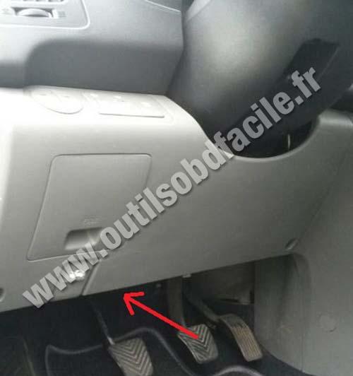 Hyundai Starex dahsboard