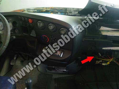 Iveco Daily - Dashboard