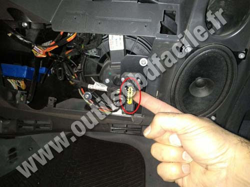 Iveco Daily 6 OBD port