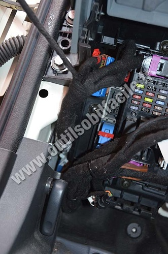 Iveco Daily OBD Connector