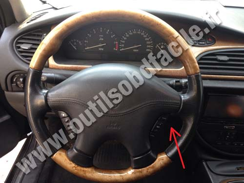 Jaguar S Type Dashboard
