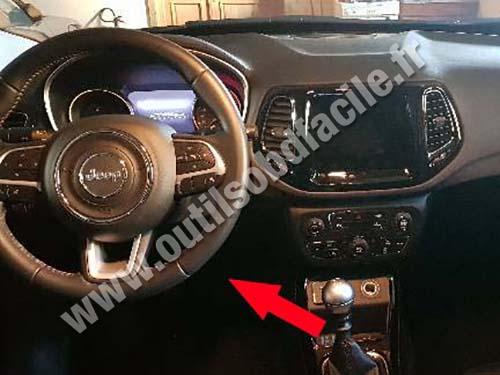 Jeep Compass - Dashboard