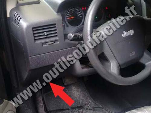Jeep Patriot - Dashboard