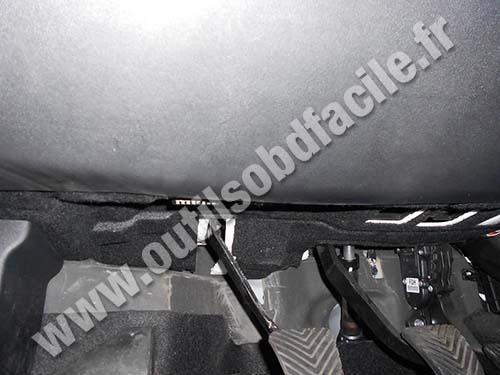 Kia Cee'd clutch pedal