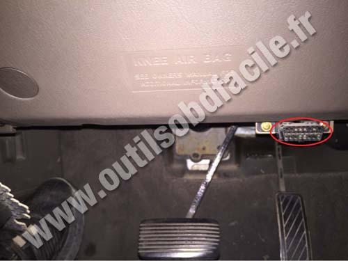 Kia Sportage Obd Connector