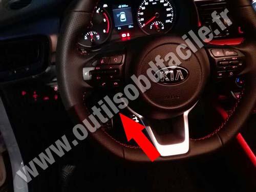 Kia Stonic - Steering wheel