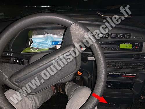 Lada 2115 - Dashboard