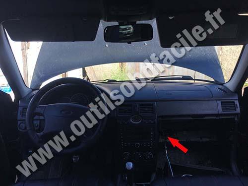 Lada Priora - Dashboard
