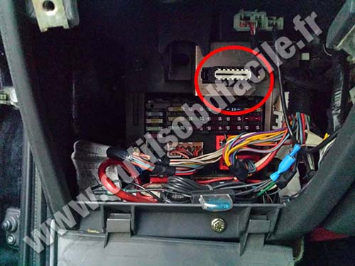 Dodge Journey in addition Lancia Ypsilon 1 in addition Dodge Caliber as well Subaru Forester 1 likewise Iveco Daily. on the location of obd port on a 2009 smart car