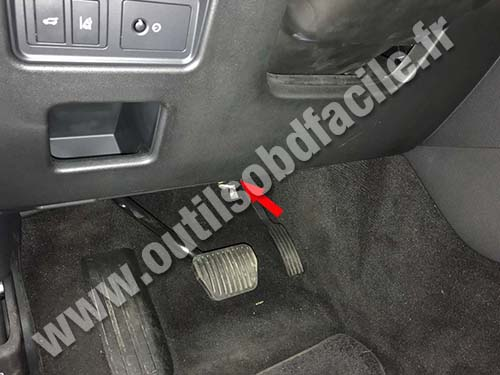 Land Rover Discovery - Pedals