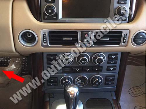 Range Rover Vogue - Dashboard
