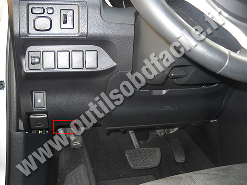 Lexus CT 200h dashboard