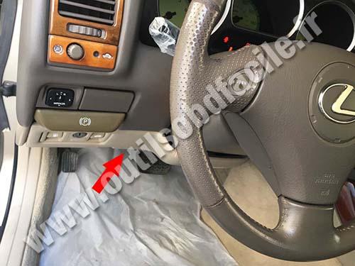 GS S160 Steering wheel