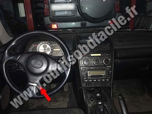 Lexus IS (XE10) - Dashboard