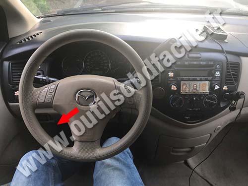 Mazda MPV - Dashboard