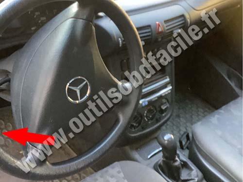 Mercedes Vaneo - Dashboard