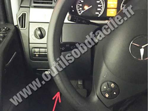 Mercedes Viano Dashboard Steering Wheel on G500 Mercedes Fuse Box