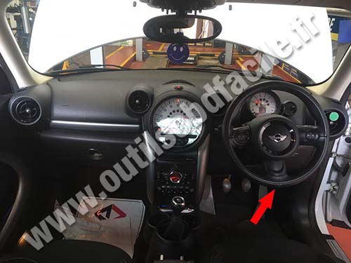 Mini Clubman - Dashboard