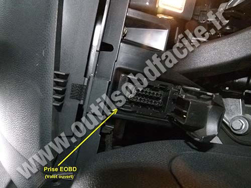 how to connect an obd2 to your kia picanto
