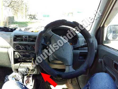 Mitsubishi Minica - Dashboard