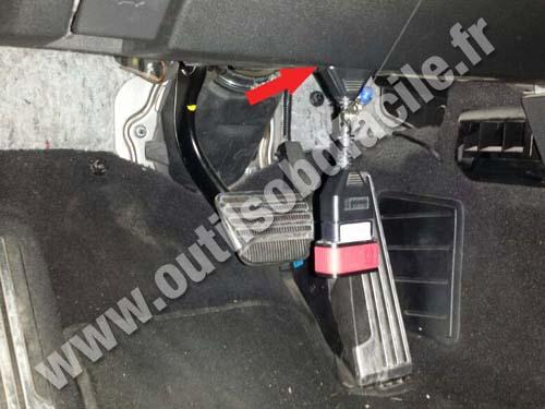 Nissan 370Z - Pedals