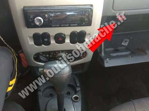 Nissan Aprio - Dashboard