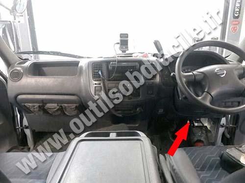 Nissan Caravan - Dashboard