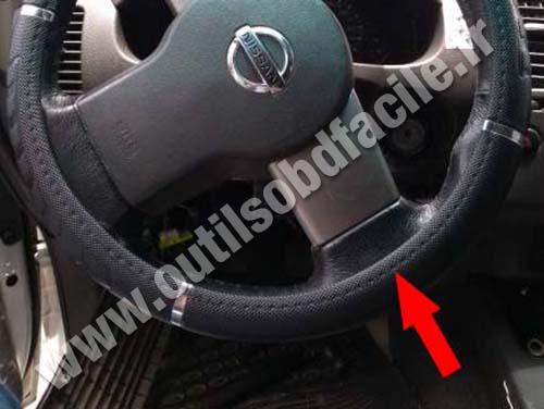 Nissan Navara - Steering wheel