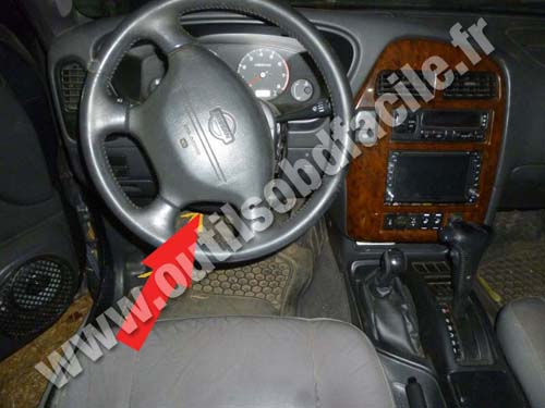 Nissan Pathfinder 2 - Dashboard
