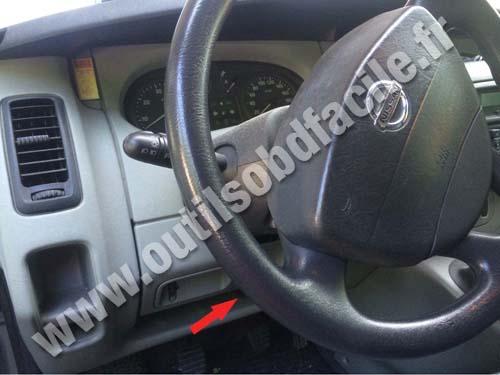 Nissan Primastar - Dashboard