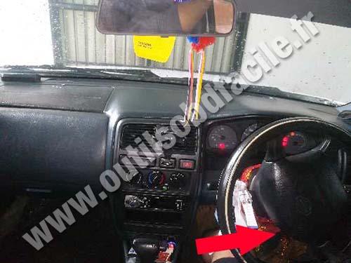 Nissan Pulsar - Dashboard