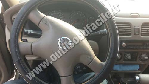Nissan Sentra - Steering wheel