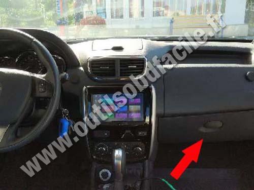 Nissan Terrano - Dashboard