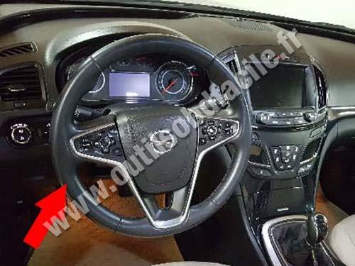 Opel Insignia - Dashboard