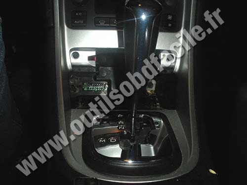 Peugeot 307 phase 2 Shifter lever