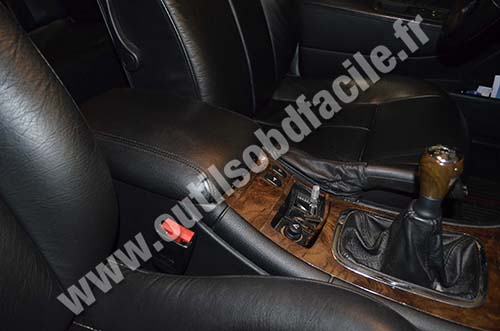 Peugeot 607 Passenger compartment